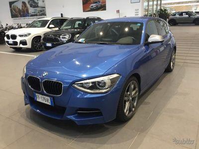 usata BMW M135 i xDrive 5p.