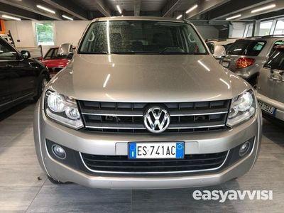 used VW Amarok 2.0 bitdi 180 cv 4motion permanente auto diesel