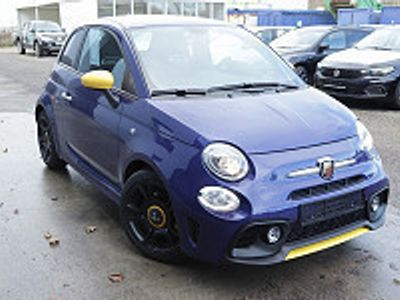 usata Abarth 595 Pista 1.4 T-jet 160 Ucon. Carplay Lmfelgen