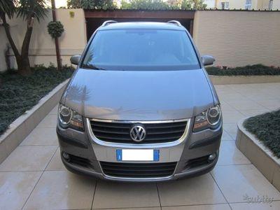 brugt VW Touran Cross 2.0 TDi 140cv - 2007