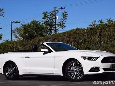used Ford Mustang Ecoboost Cabrio 2.3 Turbo - 2016