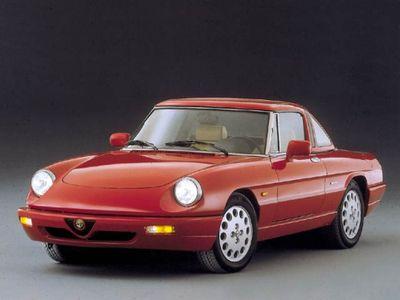 usata Alfa Romeo 2000 Spider 2.0i catVELOCE con HARD TOP!