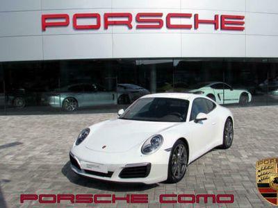 usata Porsche 911 Carrera Urmodell 991 Coupé 370CV-PRONTA-SCARICO-BOOK