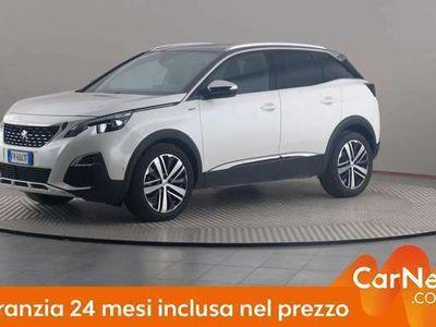 usata Peugeot 3008 Bluehdi 180cv Eat8 S&S Gt Automatica