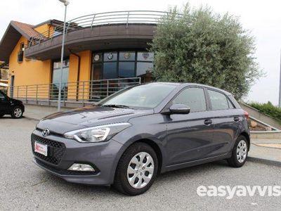 gebraucht Hyundai i20 1.2 84 CV 5 porte - UNICO PROPRIETARIO
