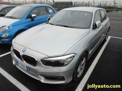 used BMW 118 d 5p Advantage Automatica E6