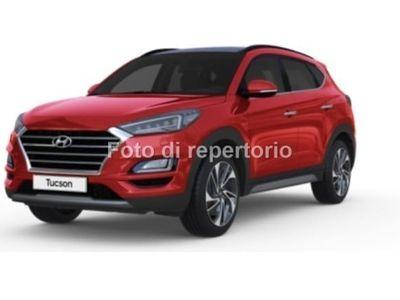 usata Hyundai Tucson 1.6 CRDi 2WD MT XTECH