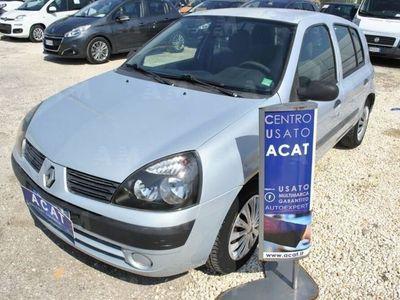 usata Renault Clio 1.2 cat 5 porte Access Authentique del 2004 usata a Siracusa
