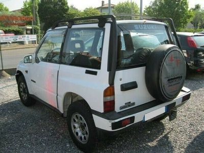 usata Suzuki Vitara 1.6i cat JLX P.Pack Berlina GPL