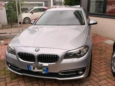 usata BMW 520 d xDrive Touring Luxury aut.