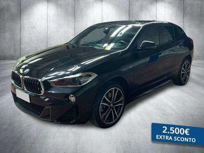 usata BMW X2 X2xdrive20d Msport auto