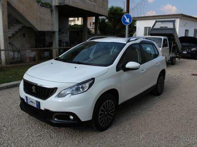 usata Peugeot 2008 1.6 100 cv 2017