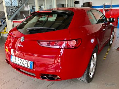 gebraucht Alfa Romeo Brera 2.4 Jtdm SkyWindow