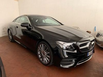 usata Mercedes E220 4Matic Premium Plus