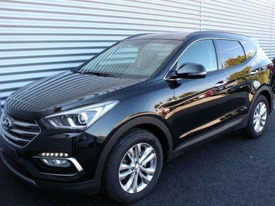 usata Hyundai Santa Fe 2.2 crdi 2wd a/t life 7 posti