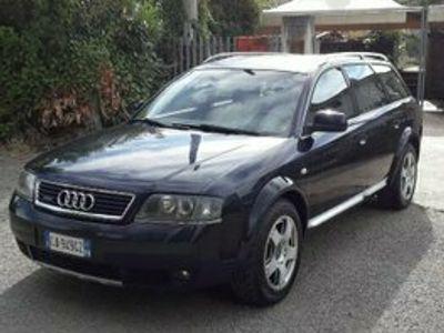usata Audi A6 Allroad 2500tdi 180cv 4x4 03