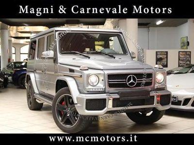 second-hand Mercedes G63 AMG AMG IVA ESPOSTA - UNIPROP. - UFFICIALE ITALIA -IVA ESP