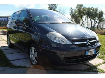 brugt Citroën C8 2.0 HDi 136CV FAP Exclusive 7 posti