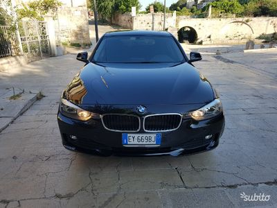 usata BMW 316 d touring 2015 PERFETTA KM CERTIFICATI
