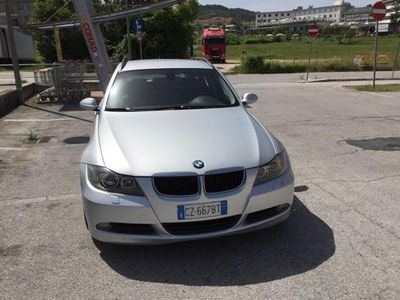 usata BMW 320 Serie 3 (E90/E91) cat Touring Attiva