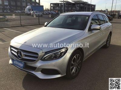 brugt Mercedes 220 CLASSE C SW C SWd (BT) Sport auto