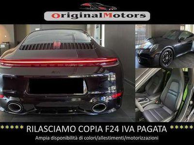 usata Porsche 911 Carrera 992 S*SPORT DESIGN*SCARICHI*INTERNI EXCLUS