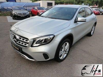 usata Mercedes GLA220 d Automatic 4Matic Sport 2018 urban full optional