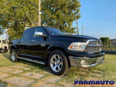 usata Dodge Ram 5.7 LARAMIE HEMI 4X4 CREW CAB -- IVA COMPRESA --