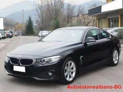 usata BMW 418 Coupé Advantage Diesel