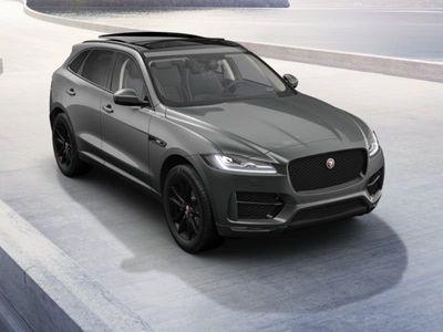 używany Jaguar F-Pace F-Pace2