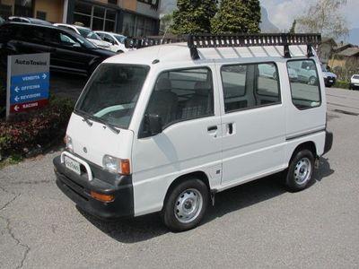 usata Subaru Libero Libero 1.2 4x4 Autocarro Km 48.0001.2 4x4 Autocarro Km 48.000 Usato