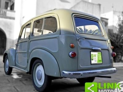 brugt Fiat Belvedere 500C 1953CONSERVATA