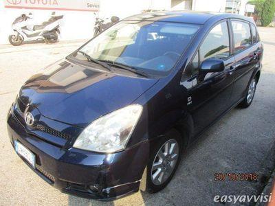 usata Toyota Corolla Verso 1.8 16V SOL 7P