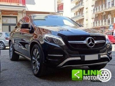 usata Mercedes GLE350 Classe GLEd 4Matic Coupé Sport