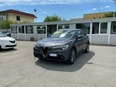 usata Alfa Romeo Stelvio executive 2.2mj 210cv at8 q4 e6