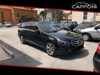 used Mercedes E250 CDI S.W. 4Matic