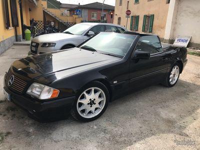 gebraucht Mercedes SL320 1994 Asi km 74mila