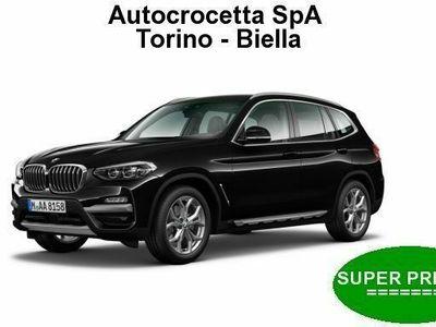 usata BMW X3 xDrive30d 48V Luxury