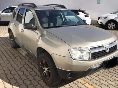 usata Dacia Duster Duster 1.5 dCi 110 CV S&S 4x2 Serie Speciale Brave