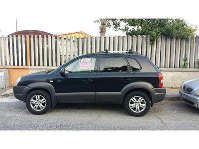 used Hyundai Tucson 1ª serie - 2007