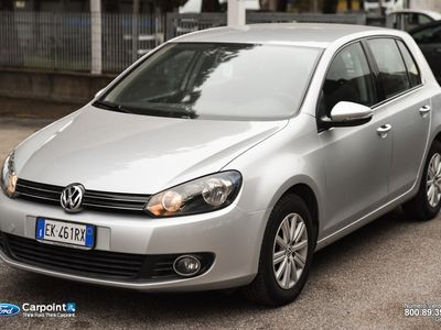usata VW Golf 1.6 tdi Comfortline 5p