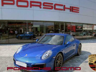 usata Porsche 991 911 4S Coupé-CARBOCERAMICA-LED-LISTINO 169.000