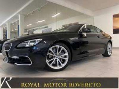 usata BMW 640 d Coupé 313cv 46.700 km !!! rif. 15160361