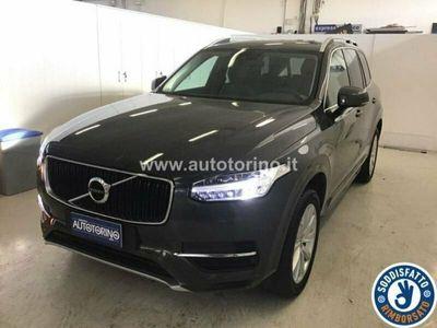 usata Volvo XC90 XC902.0 D5 Momentum awd 235cv geartronic my18