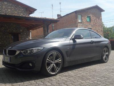 usata BMW 420 420d Coupé Sport