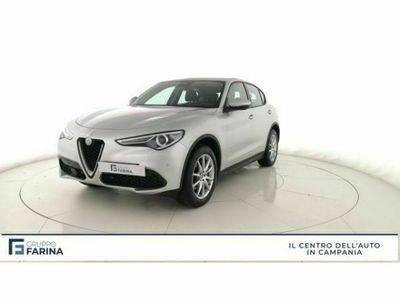 usata Alfa Romeo Stelvio MY 19 2.2D TURBO 190CV AT8