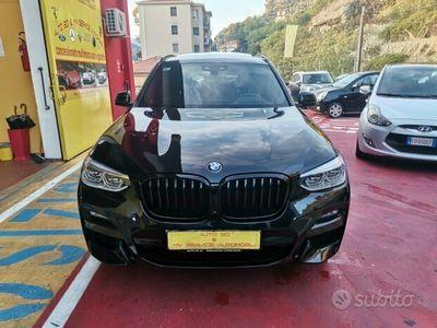 usata BMW X3 xdrive20d mhev 48V Msport auto