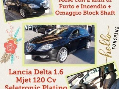 usata Lancia Delta 1.6 MJT DPF Selectronic Platinum