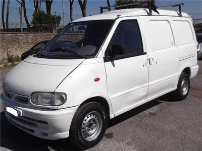 usata Nissan Vanette 2.3 Diesel Doppia Porta Usato