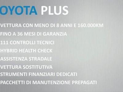 usata Toyota Prius+ Prius 3ª serie Prius 1.8 Active